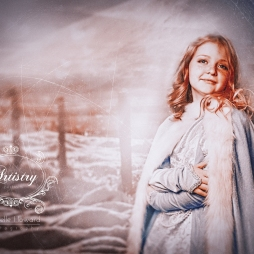 frozen, fantasy, family portraits, makeover, Christmas, gift, gift voucher,vintage
