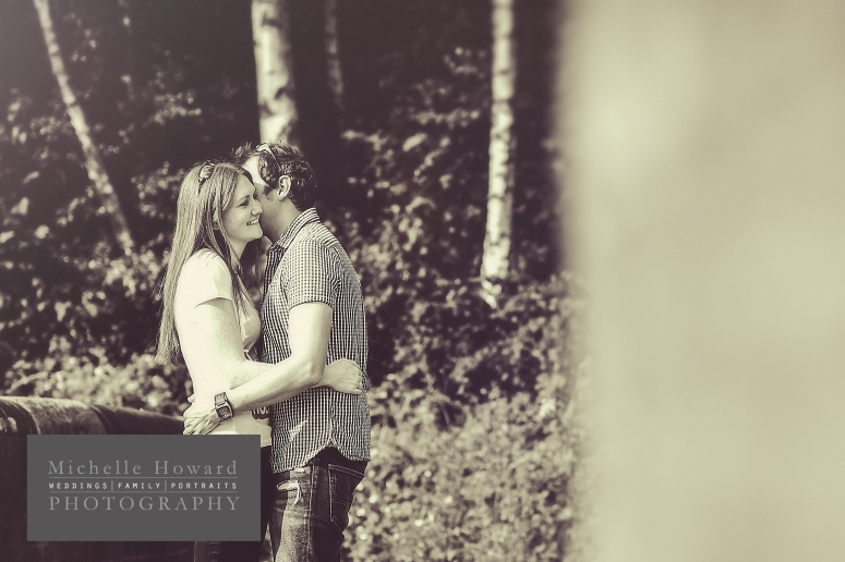 engaged, cornwall, dudley, canal, nature, black and white photography, love, getting married